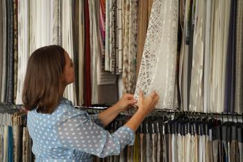 Як вибрати тканину для штор?